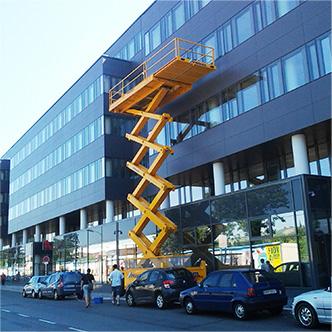 Čistenie budovy Space 2 Move